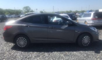 Hyundai Solaris, 2011 full